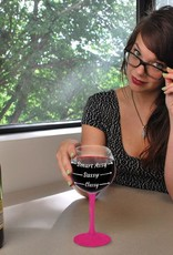 Big Mouth Inc Big Mouth Smarty Assy Wine Glass