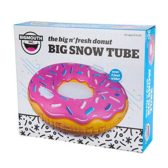 Big Mouth Inc Big Mouth Frosted Donut Snow Tube