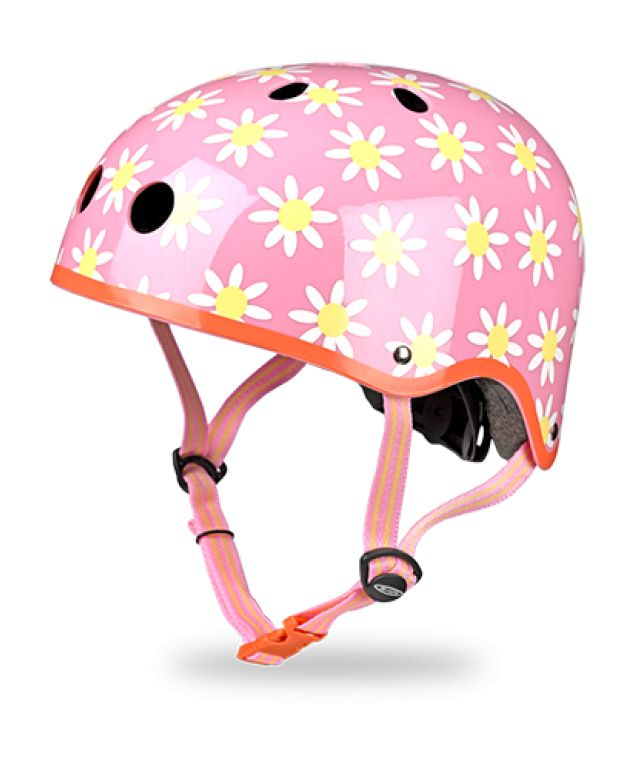 Micro Scooters Ltd Girls Daisy Helmet