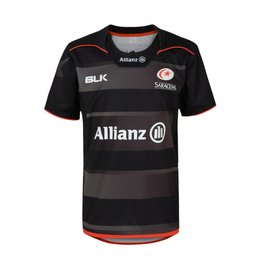 BLK Junior Saracens Replica Home Jersey