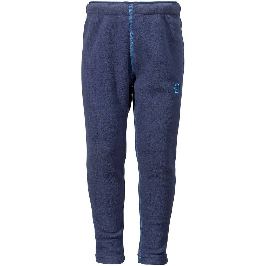 Didriksons Boys Monte Fleece Pants Navy