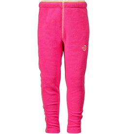 Didriksons Girls Monte Fleece Pants Fuchsia