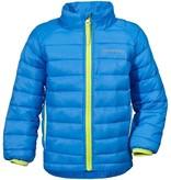Didriksons Boys Umlali Quilted Jacket Sharp Blue