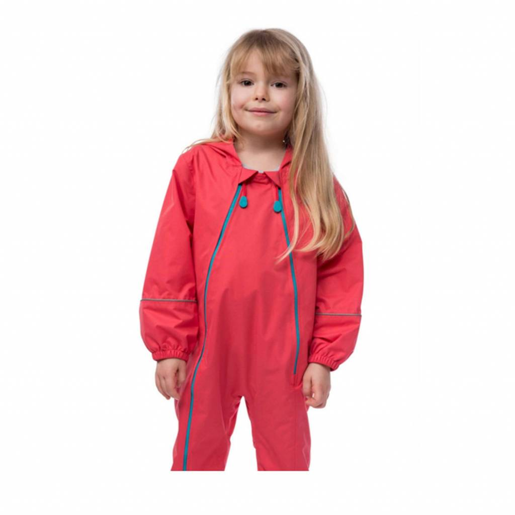 Lighthouse Waterproof Puddlesuit Rose Pink