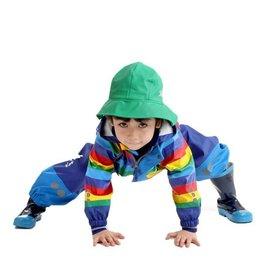 Kozi Kidz Kozi Kidz Koster Unlined Rain Jacket Rainbow