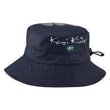 Kozi Kidz Regnhatt Rain Hat Navy
