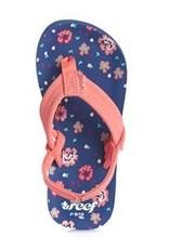 Reef Girls Little Ahi Flip Flop