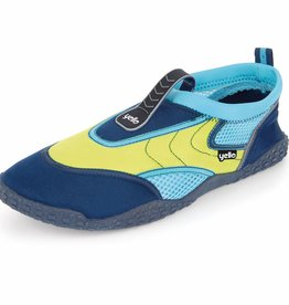 Boys Racer Aqua Shoe