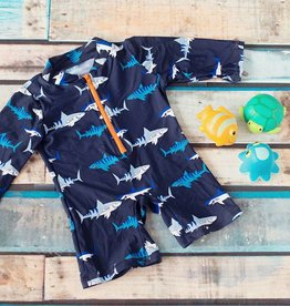 Boys Sunsafe 1 Piece