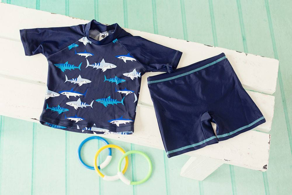 Boys Sunsafe 2 Piece