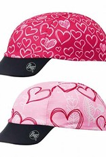 Buff Kids Pink Love Buff UV Cap Hearts