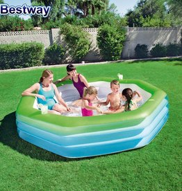 Bestway Deluxe Octagon Family Pool
