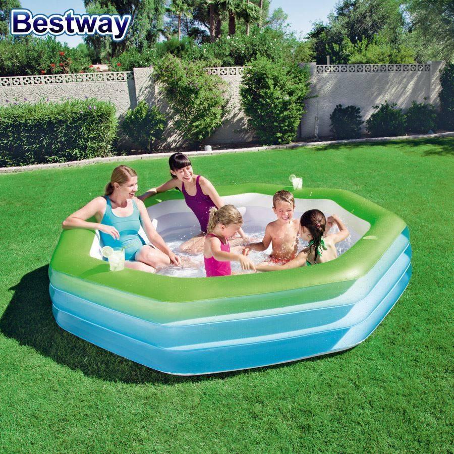 Bestway Deluxe Octagon Family Pool