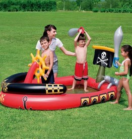 Bestway Pirate Play Paddling Pool