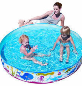 "Bestway 60"" x 10"" Fill 'N Fun Pool"