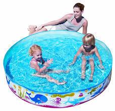 "Bestway 60"" x 10"" Fill 'N Fun Pool"