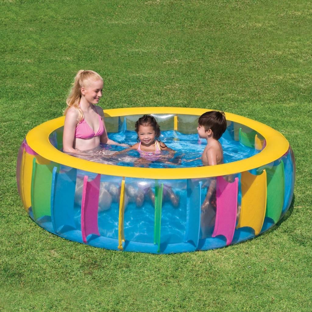 Bestway Rainbow Paddling Pool