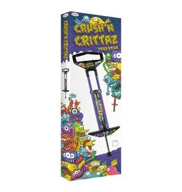 Crush'N Crittaz Pogo Stick