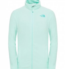 The North Face Girls Snowquest Full Zip Fleece