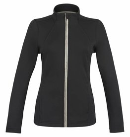 Poivre Blanc Ladies Stretch Fleece Jacket
