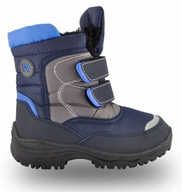 Boys Bente Snow Boot Navy