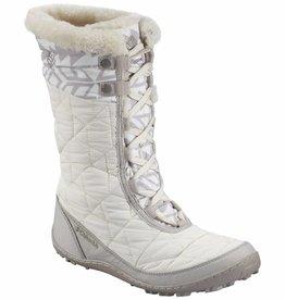 Ladies Minx Mid Snow Boot Winter White