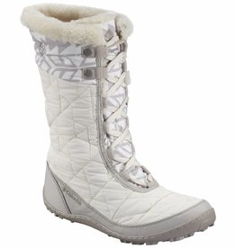 Ladies Minx Mid Snowboot Winter White