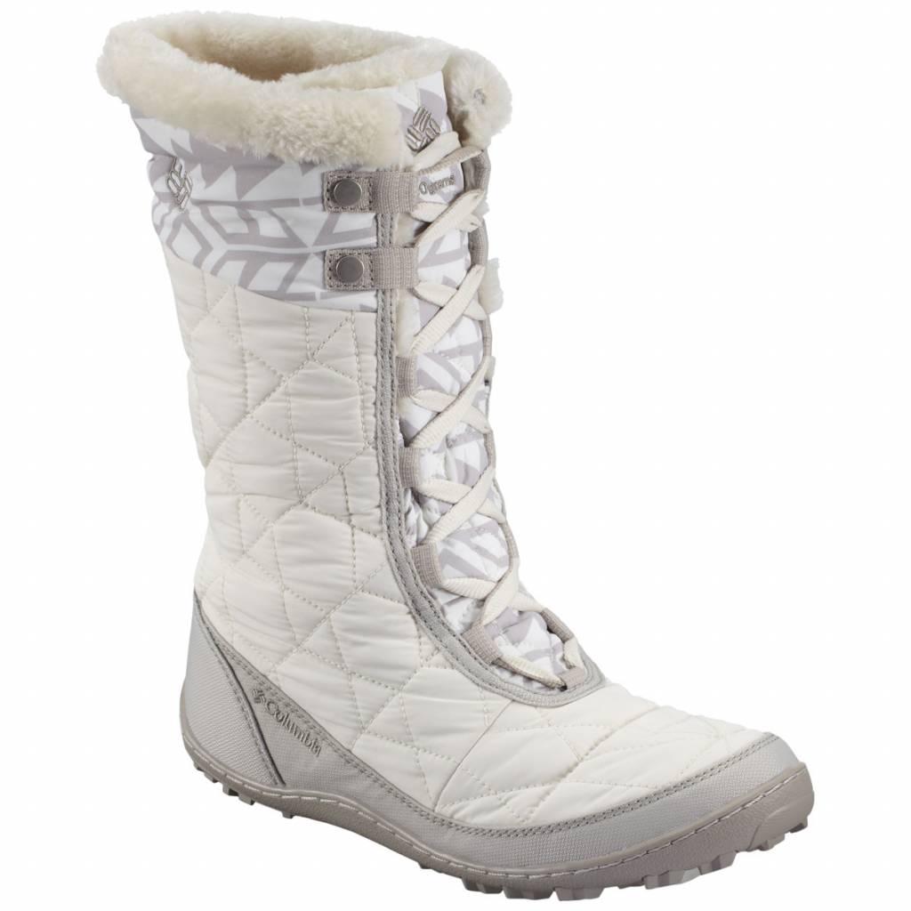 Ladies Minx Mid Snowboot Winter White