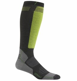 Wigwam Mens Snow Hellion Pro Sock Charcoal