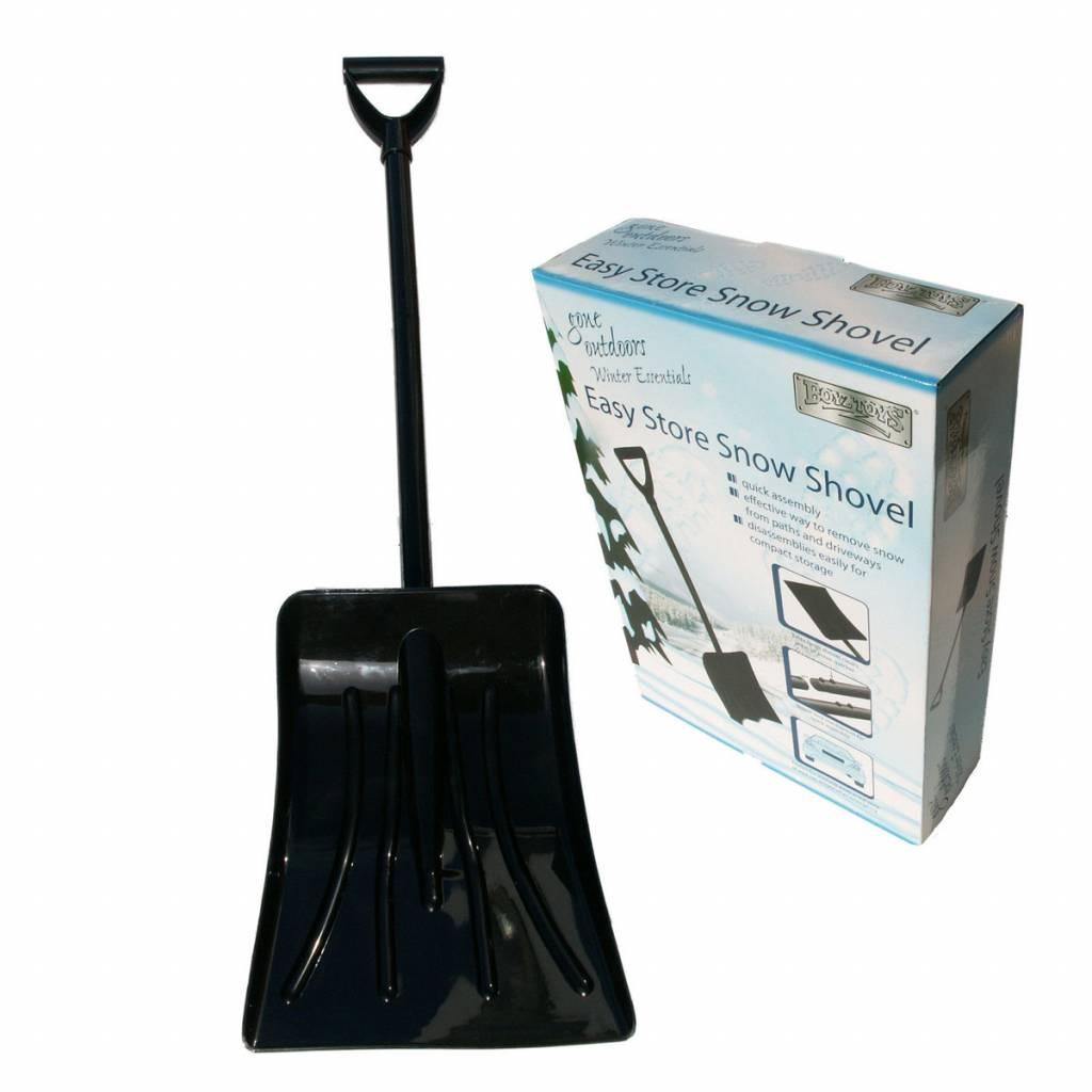 Easy Store Snow Shovel