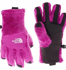 The North Face Girls Denali Thermal ETip Glove Magic Magenta