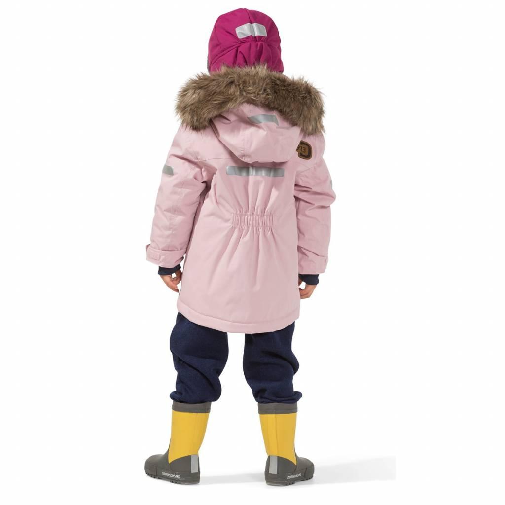 Didriksons Girls Didriksons Vahca Parka Dusty Pink