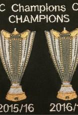 Saracens Double Euro Winner Mens Tee