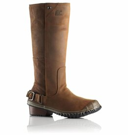 Sorel Ladies Slimboot Nutmeg/Coffee