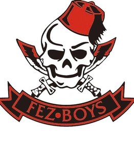 Premium Force Fez Boys 28mm Pin Badge