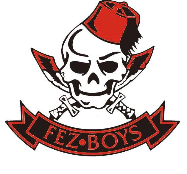 Premium Force Fez Boys 28mm Pin Badge