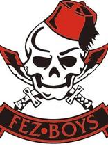 Premium Force Fez Boys 25mm Pin Badge