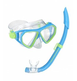 Dorado Junior Snorkel Set Blue