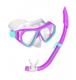 Dorado Junior Snorkel Set Purple
