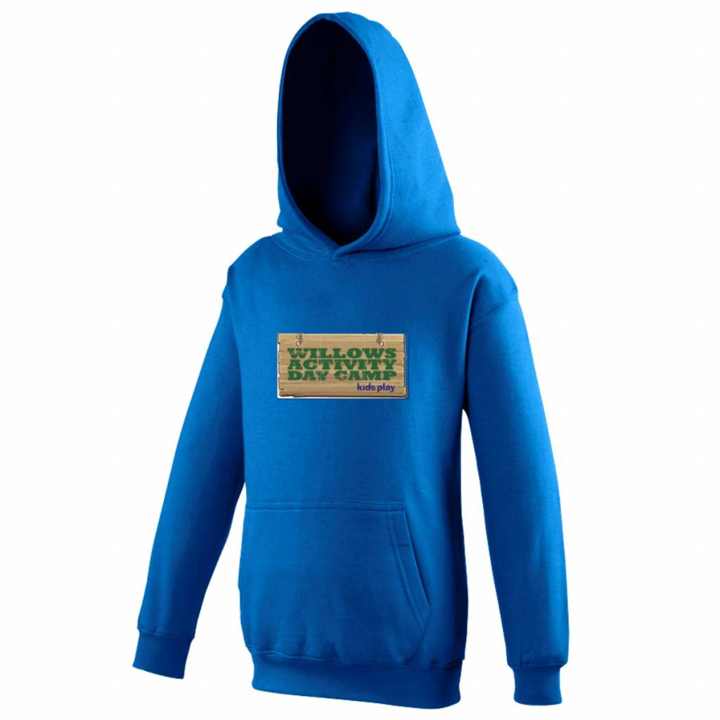 Premium Force Willows Activity Camp Hoodie Royal