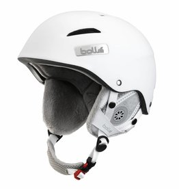 Bolle Adults B-Star Ski Helmet Soft White