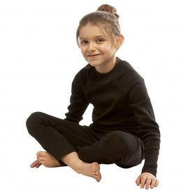 Steiner Kids Soft-Tec Thermal Pant Black