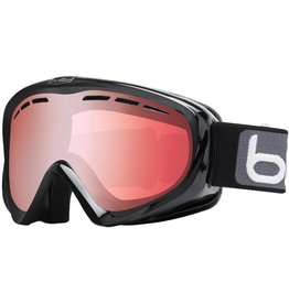 Bolle Adults Y6 OTG Goggle Shiny Black/Vermillion