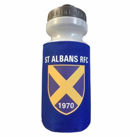 Premium Force St Albans RFC Water Bottle and Holder