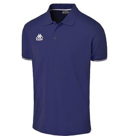 Kappa OA Adults Corato Polo Shirt Navy
