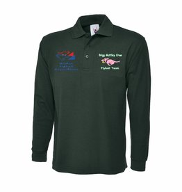 Brigg Muttley Crew Long Sleeve Polo