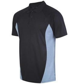 BERFC Junior Matchday Polo Navy/Sky