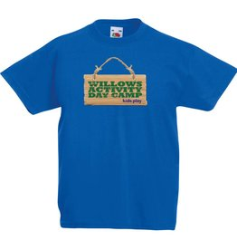 Premium Force Willows Kids Activity Camp T Shirt