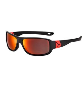 Cebe Kids Scrat Sunglasses Age 7-10 Matt Black/Red