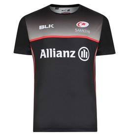 BLK Junior Saracens Players Training Tee 17/18